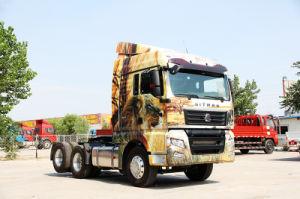 Sinotruk Tractor Truck, Tractort7h (ZZ1257N404HD1)