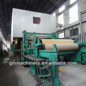 Kraft Paper/Cardboard Making Machine, Paper Plates Making Machine pictures & photos