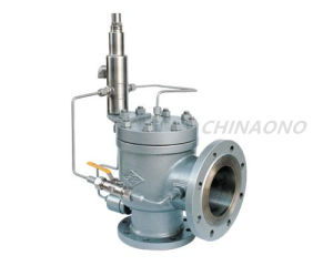 Wcb/Stainless Steel Pilot Pressure Relief Valve with Flange pictures & photos