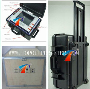 Automatic CT PT Transformer Testing Device (TPVA-404) pictures & photos