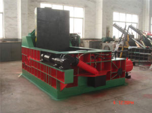 Recycling Hydraulic Press Scrp Metal Baler Packing Machine 2000kn pictures & photos