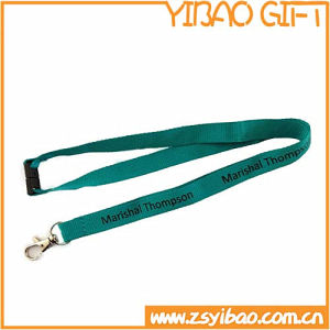 Durable Heat-Transfer Nylon Neck Lanyard with Custom Logo (YB-l-013) pictures & photos