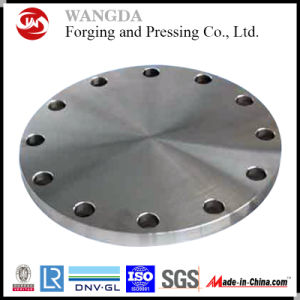Carbon Steel Blind Flange with Anti-Rust Oil Surface Treatment pictures & photos