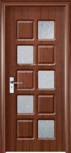 Tempered Glass Office Door (WX-PW-171) pictures & photos