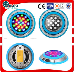 RGB LED Underwater Light Used for Swimming Pool (9W 12W 18W) pictures & photos