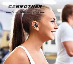 Stereo Wireless Mini Noise Cancelling Bluetooth V4.1 Headset Earphone pictures & photos