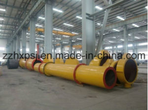 Rotary Drum Dryer Machine with Stainless Steel Lining pictures & photos