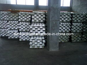 2014 Factory Price 99.95 Tin Ingot with High Quality/Hot! ! !