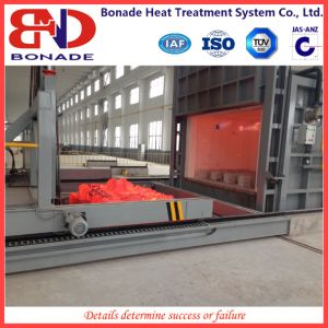 Natural Gas Box Rapid Quenching Furnace for Heat Treatment pictures & photos