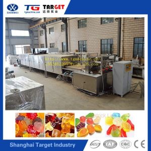 Jelly Candy Machine / Full Automatic Gummy Candy Machine for Factory Price pictures & photos