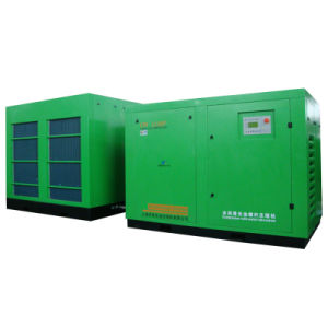 Oil Free Screw Air Compressor of Water Lubrication 110kw 150HP pictures & photos