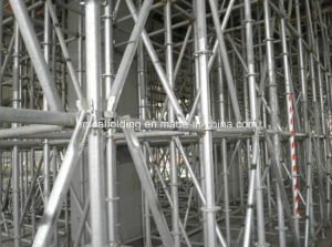 Ringlock Scaffold for Construction A004 pictures & photos