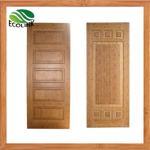 Bamboo Interior Door Solid Bamboo Door pictures & photos