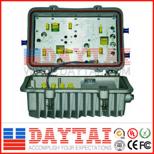 Outdoor CATV Field Trunk Amplifier with Agc pictures & photos