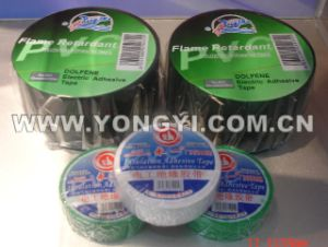 PVC Flame Retardant Insulation Electrical Tape pictures & photos