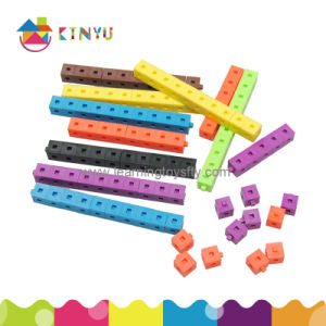 Plastic Linking Centimeter Cubes pictures & photos