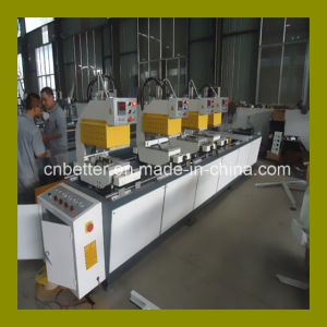 PVC Window Door Welding Machine / PVC Profile Welding Machine / PVC Window Machine pictures & photos