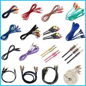 3r-3r Cable/RCA Cable/AV Cable/Audio and Video Cable pictures & photos