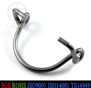 Stainless Steel Wire Bend Spring Formings with Double Hooks pictures & photos