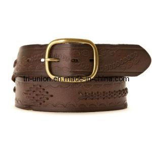 100% Leather Belt (YX-L0034)