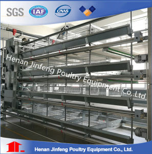 Chicken Egg Laying Equipment/Chicken Egg Layer Cages pictures & photos
