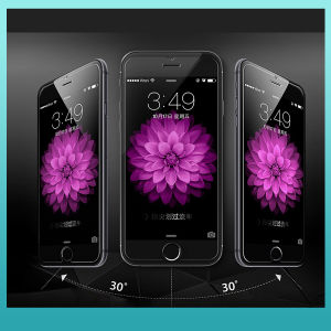 Cell Phone Case Tempered Glass Screen Protection for iPhone6 pictures & photos