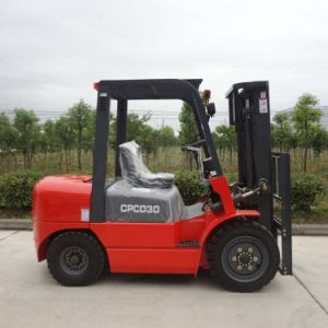 New 10t Electric Forklift Specification of Shantui for Sale pictures & photos