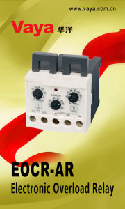 Eocr-Ar Electronic Overload Relay