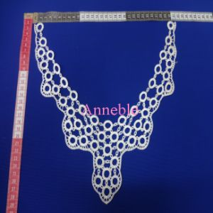 H07687 Lace Collar for Garment