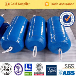 with Various Colors of Polyurethane Foam Filled Ship Fender