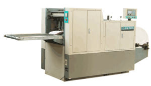 Continuous Computer Paper Printing Machine (YC500DK)