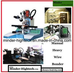 Manual Ultrasonic Heavy Wire Wedge Bonder Mdb-7550 pictures & photos