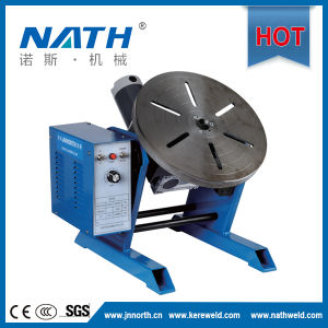100kg Welding Positioner with Welding Torch pictures & photos