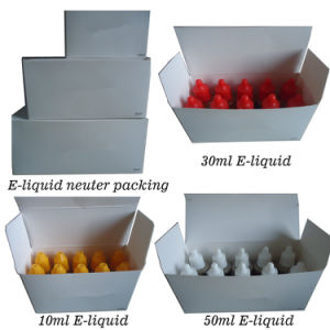 Professional E Liquid OEM Factory with Various Strength and Flavor