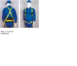 Falling Protection Safety Harness with Hook QS008 pictures & photos
