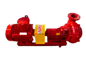 High Quality Metal-Lined Centrifugal Slurry Mining Pump for Mine
