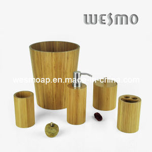 Carbonized Bamboo Bathroom Accessory (WBB0461A) pictures & photos