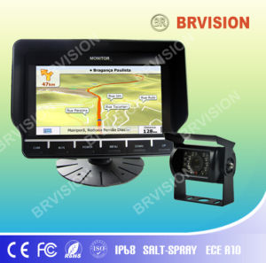 7 Inch Rearview System with GPS Navigation Monitor pictures & photos