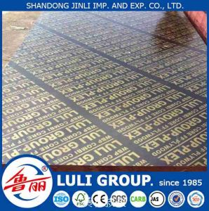 High Quality Luli Group Film Faced Plywood pictures & photos