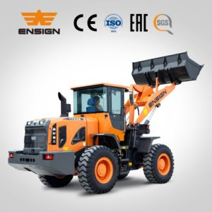 Ce Approved 3 Ton Wheel Loader with 1.8m3 Bucket pictures & photos