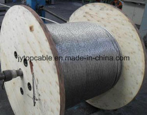 Guy Wire/ Galvanized Steel Wire/ Stay Wire with ASTM A475 pictures & photos