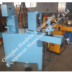 Fcatory Supply Automobile Brake Lining Riveting and Grinding Machine pictures & photos