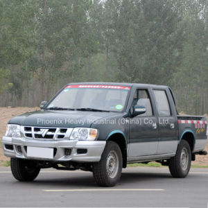 Low Price 2WD Foton Sup Pickup with Gasoline Engine pictures & photos