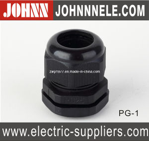ABS Junction Box with Nylon Cable Gland pictures & photos