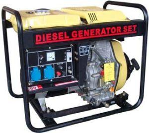 Diesel Generator Df-5000d pictures & photos