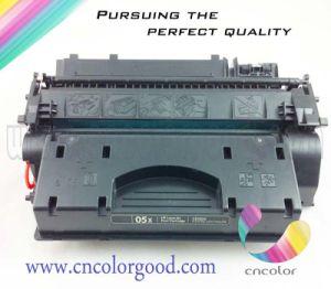 Popular Cc505X Black Toner Cartridge for HP Laserjet P2035/P235n/P2055/2055D pictures & photos