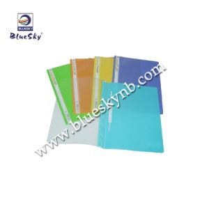 Document Files Clip Strap PP Folder (BLY10 - 1119 PP)