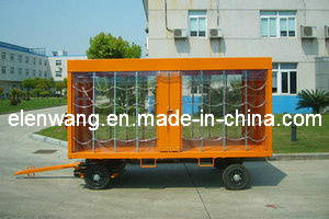 Gse Baggage Cargo Trailer for Airport pictures & photos