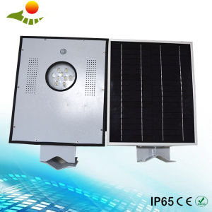 15W Integrated All in One LED Solar Street Light pictures & photos