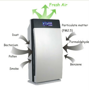 HEPA Filter Home Air Purifier with UV (GL-8138) pictures & photos
